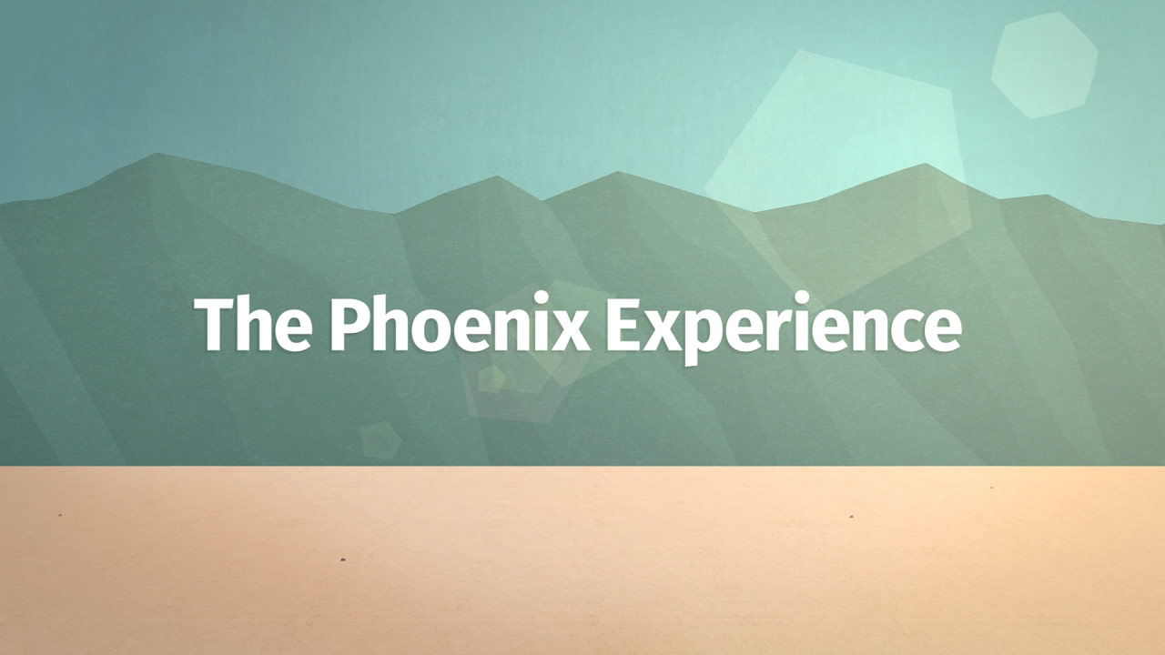 the phoenix experience atom studio motion graphics animation do you have a project you d like to discuss